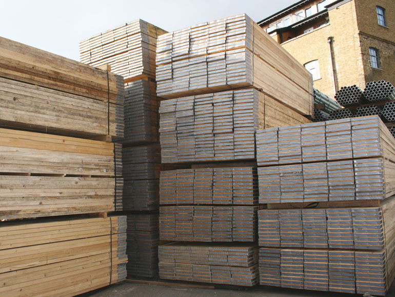 TRAD Scaffold Boards