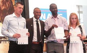 TRAD Scaffolding Apprentice Award