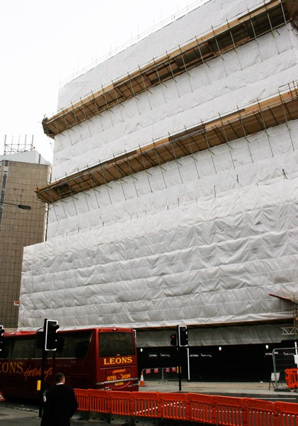 TRAD Scaffolding Lakeview Court