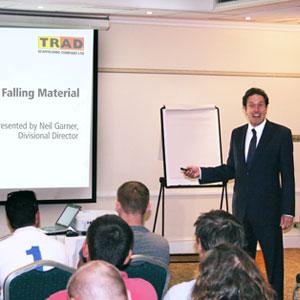 TRAD Scaffolding Seminar