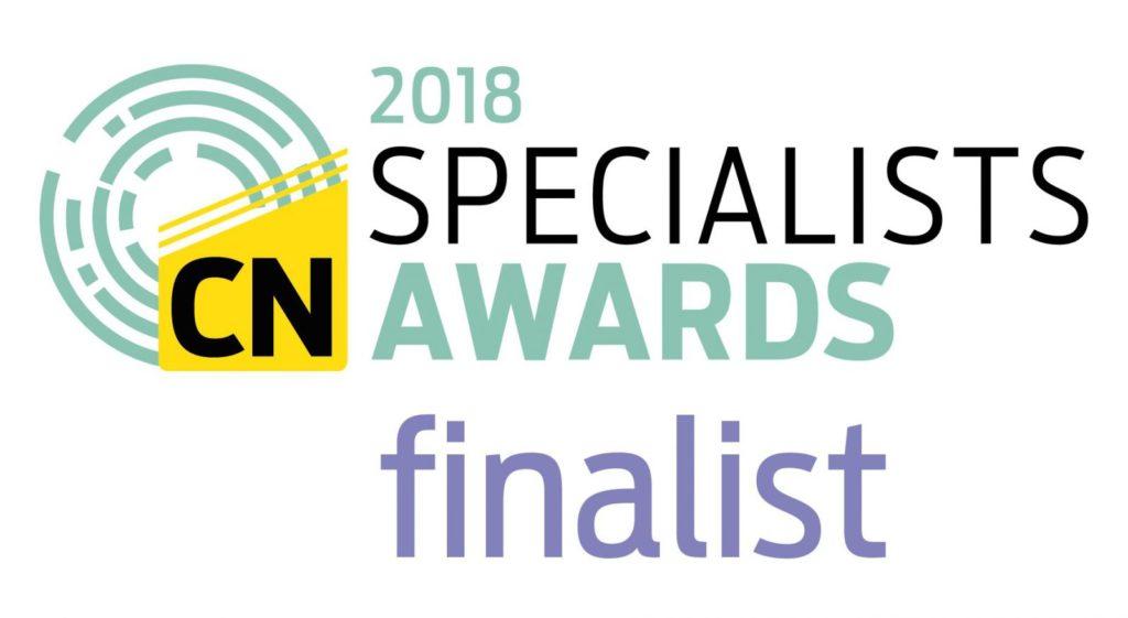 TRAD Scaffolding Specialist Awards Finalist