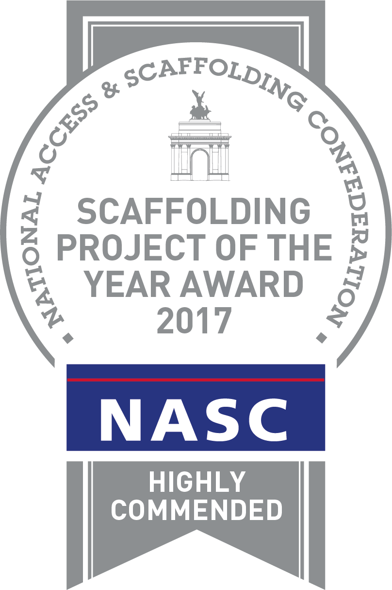 NASC Highly Commended Project of the Year