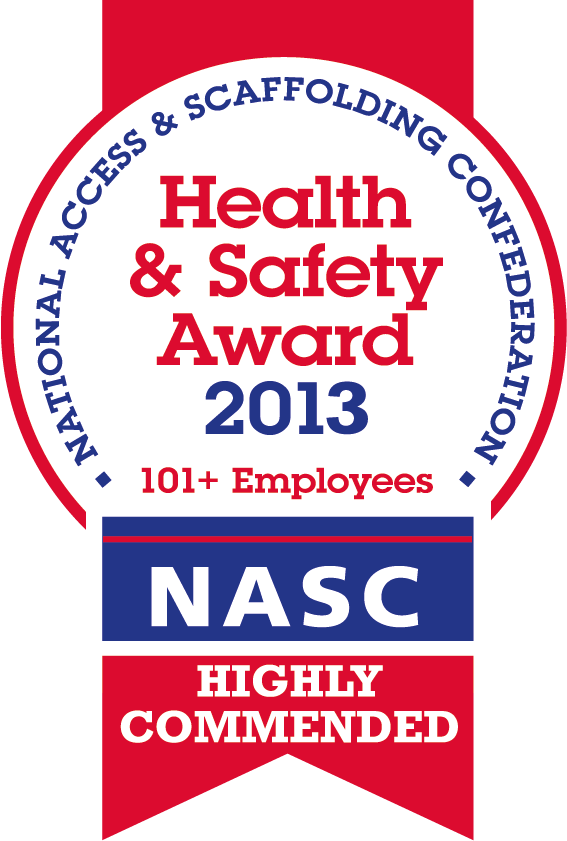 NASC Highly Commended Health & Safety Award