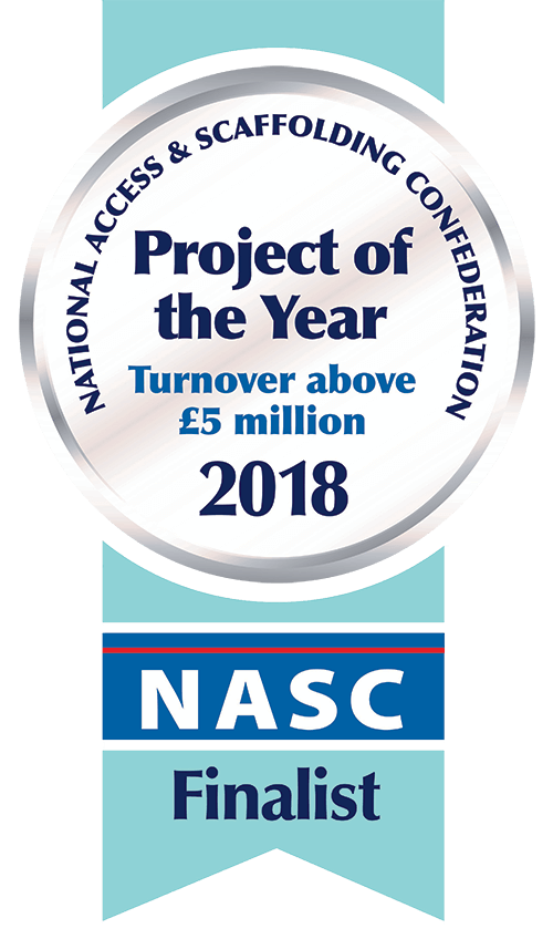 NASC Project of the Year Finalist 2018